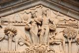 Pediment Sculpture of Pretoria City Hall