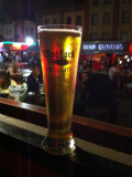 A Windhoek Draught out in Hatfield