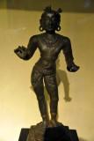 Sundaramurtiswami, one of the Saivu saints, 11-12th C., Polonnaruva