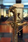 Sword of Buvanekabahu of Yapahuva