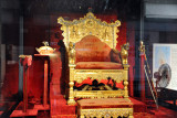 The Royal Seat was used by 6 kings up to Sri Vickrama Rajasinha, the last King of Sri Lanka, deposed by the British in 1815