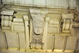 Architectural detail, the Bund