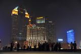 The Seagull on the Bund, Shimha and the Hyatt, Shanghai