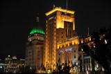 ABC, ICBC and BoC have taken over the early 20th C. foreign bank buildings on the Bund, Shanghai