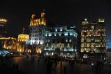 The Bund at night - Shanghai