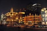 The Bund with the former Commercial Bank of China, 1906