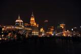The south end of the Bund at night - Shanghai