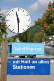 11:30 am departure for Schaffhausen