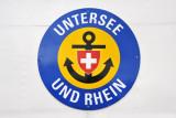 Swiss river boat company - Untersee und Rhein