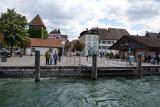 The quay at Stein am Rhein