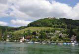 Stein am Rhein from the river