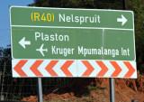 Nelspruit - Kruger Mpumalanga International Airport
