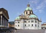 Como Cathedral took nearly 400 years to build