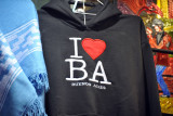 I Love BA sweatshirt, Calle Florida