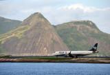 Azul EMB-190 (PR-AZE), Santos Dumont Airport, Rio de Janeiro