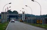 Crossing the East German Border at Selmsdorf to visit family in Schwerin & Crivitz