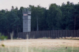 The Iron Curtain, East Germany, 1987