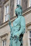 Athena - Christiansborg Palace