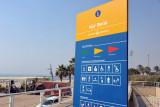 Platja de Mar Bella - Barcelona's nude beach
