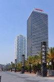 Torre Mapfre and Hotel Arts, Vila Olimpica