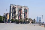 Barceloneta - Plaça del Mar