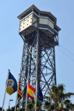 Torre Sant Sebastià - Cable Car Station