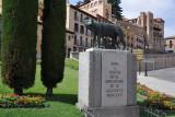 Roma a Segovia en el Bilienario de su Acueducto, 1974