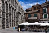Casa Candido, next to the Segovia Aqueduct