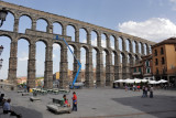 The Roman aqueduct of Segovia, 1st-2nd C. AD