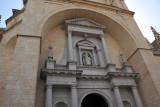 Puerto de San Frutos, the entrance to Segovia Cathedral via the northeast transept