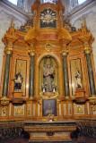Capilla San Antonio de Padua, Segovia Cathedral