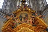 Capilla San Ildefonso, Segovia Cathedral