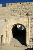 Gate to the medina near the Bab Africa