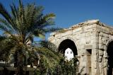 Arch of Marcus Aurelius from the Roman days of Tripoli