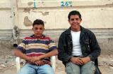 Guys in the medina, Tripoli