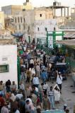 At the Bab al-Jadid
