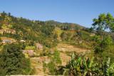 Western edge of Kathmandu Valley