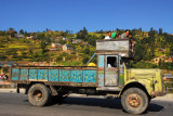 Truck, Prithvi Highway, Nepal