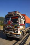Nepali truck