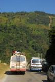 Road from Narayanghat to Mugling