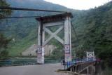 Prithvi Highway crossing the Narayani River at Mugling, Nepal
