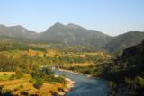Marsyangdi River, Tanahu Province, looking east