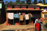 Roadside house between Pokhara and Damauli