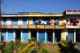 Roadside village between Pokhara and Damauli