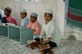 Medrassa classroom, Dhaka