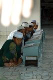 Boys reciting the Koran, Dhaka