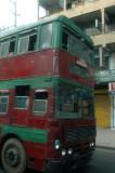 Double Decker Bus, Dhaka, Bangladesh