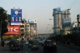 Airport Road, Dhaka