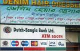 Dutch-Bangla Bank ATM, Dhaka