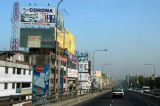 Mohakhali Fly-over to New Airport Road, Dhaka